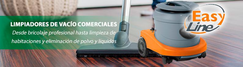 P106D EASY LINE: Limpiadores de vacío comerciales