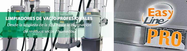 Aspiradores Pro Line A58.3 WD: Limpiadores de vacío profesionales.